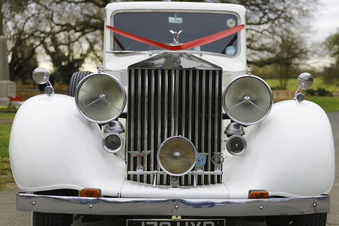 Bancroft Executive Travel - Wedding Transport