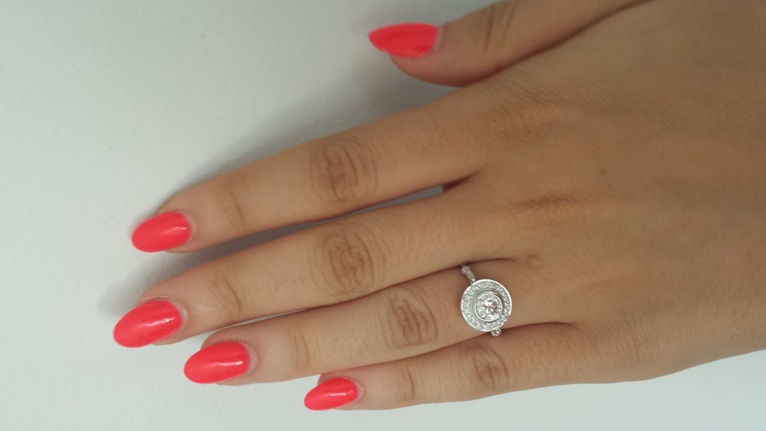 Natalie R Harris - Engagement Ring