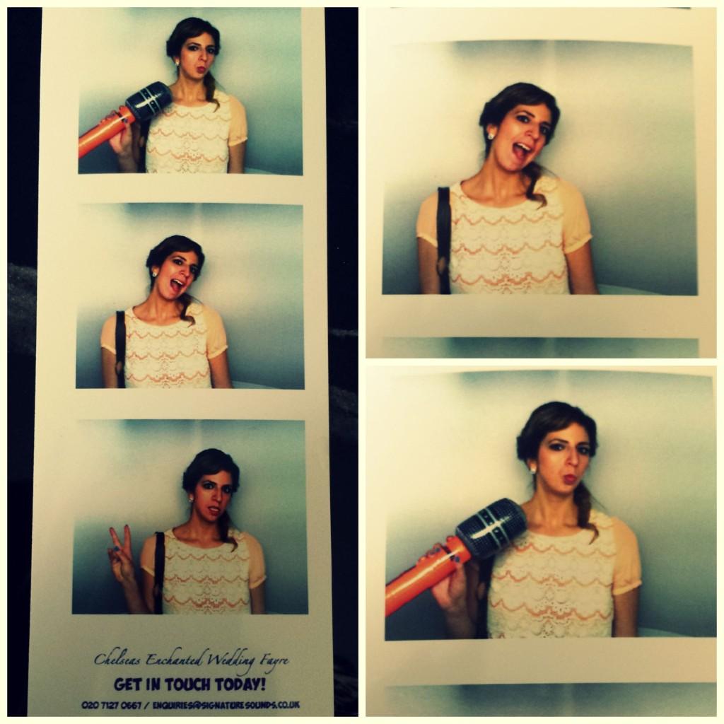 Signature Sounds Photobooth Prints