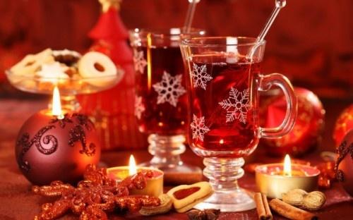 Hot Christmas Drinks