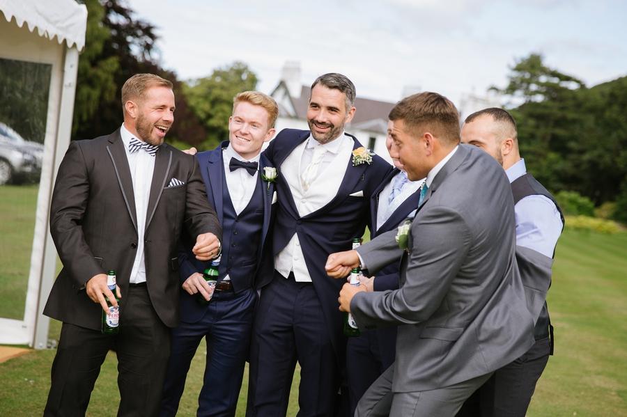 Bryn Eisteddfod wedding 86