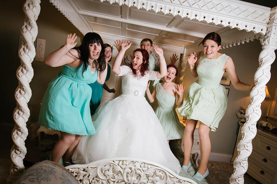 Tony Fanning Wedding Photography - Jones
