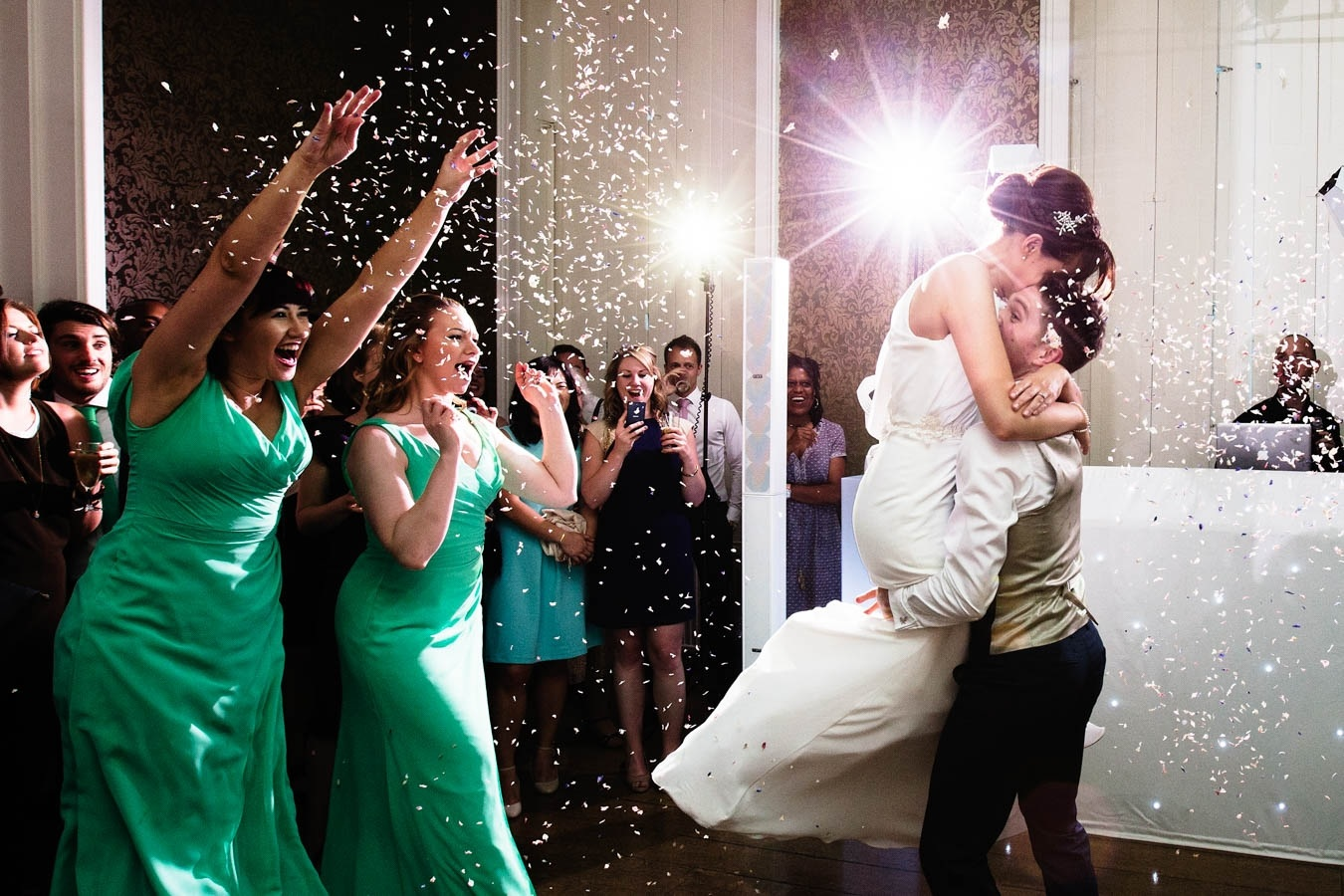 Marianne and Jack - How to choose a wedding photographer