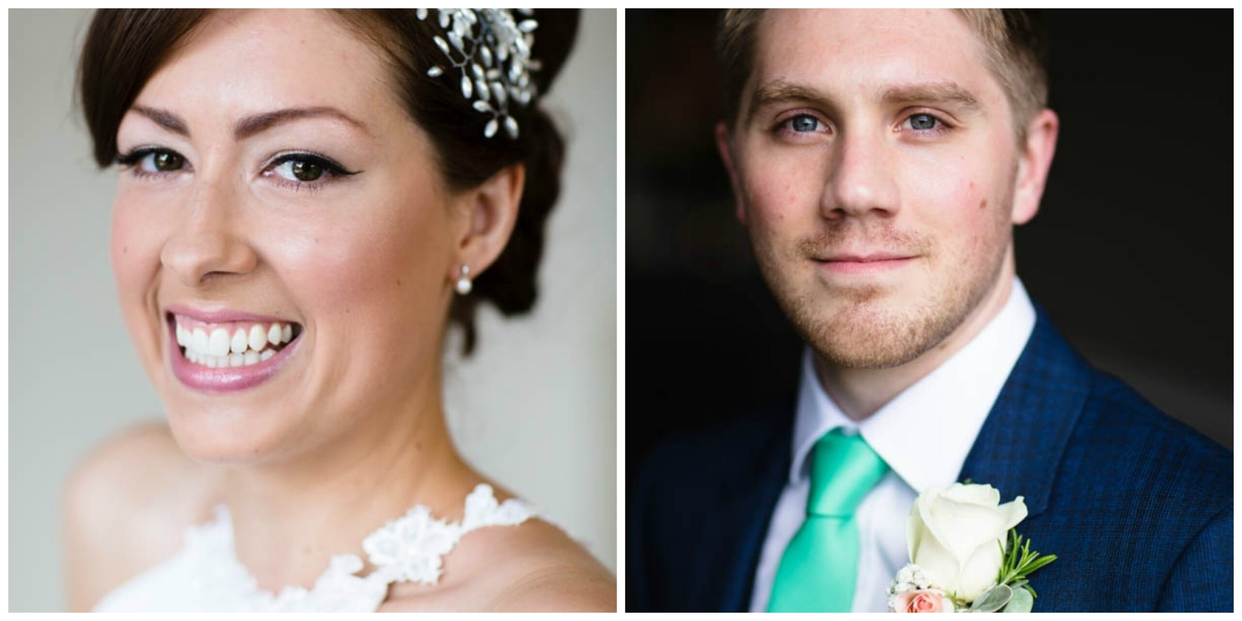Marianne and Jack - Nonsuch Mansion - Headshots
