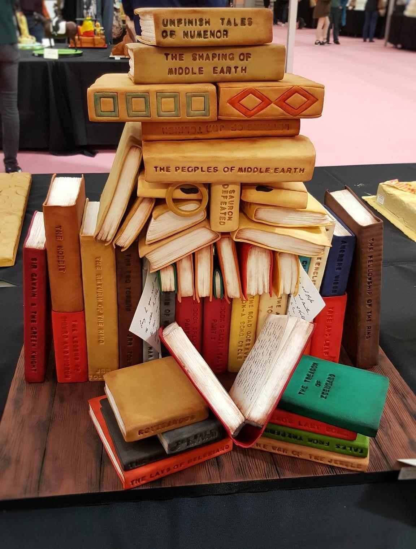 Wedding Cake Inspiration - Books