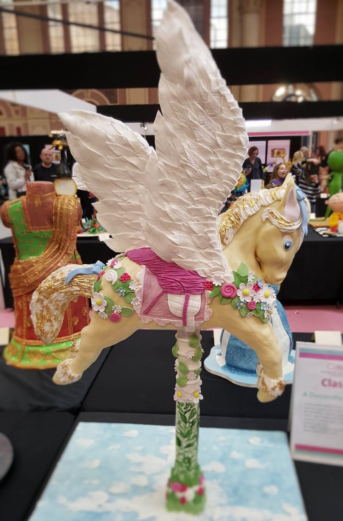 Wedding Cake Inspiration - Unicorn