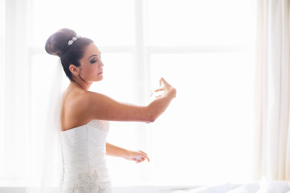 Wedding Videographer - Getting Ready