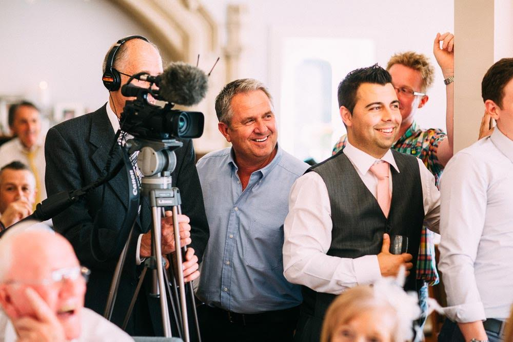 Wedding Videographer - Wedding Speeches