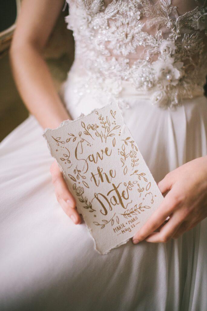 Change Wedding Date